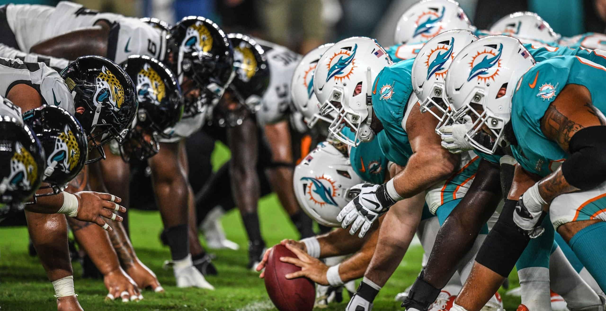 Miami Dolphins vs Jacksonville Jaguars