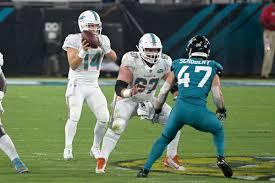 Miami Dolphins Ryan Fitzpatrick In Win in Jax