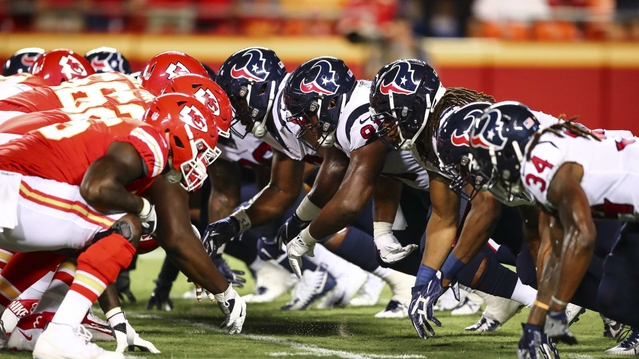 Houston Texans vs Kansas City Chiefs NFL 2020 opening