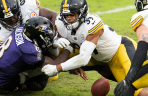 Steelers Ravens Week 9