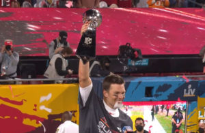 Tom Brady Super Bowl LV 2021