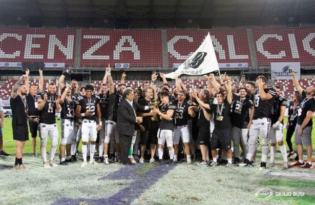 Italian Bowl 40 Panthers-Seamen