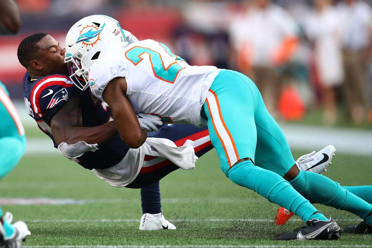Patriots vs Dolphins week 1 NFL 2021