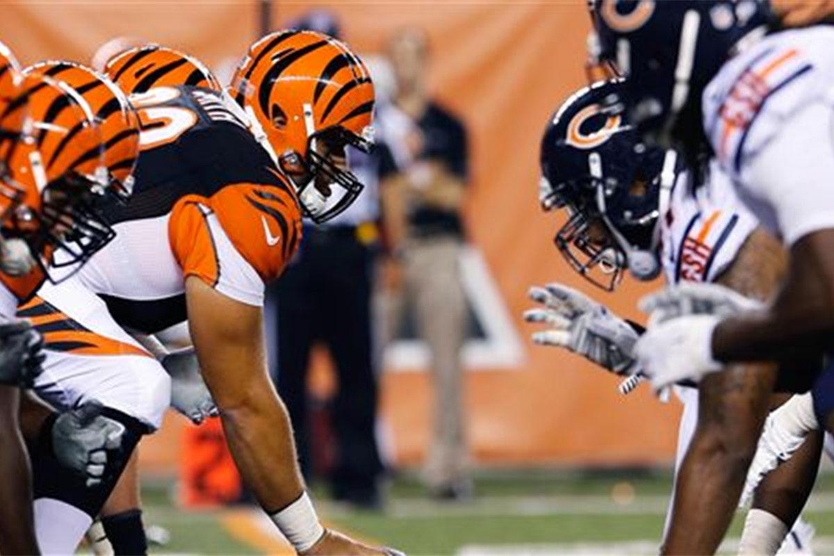 Bears vs Bengals week 2 NFL 2021