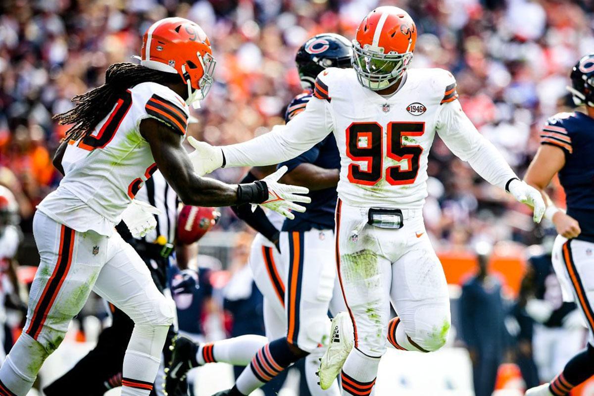Browns vs Bears week 3 NFL 2021