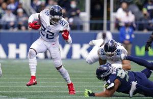 Derryk Henry Seahawks vs Titans week 2 NFL 2021