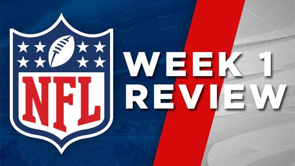 NFL week 1 review
