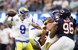Rams vs Bears week 1 2021