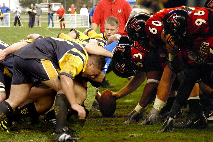 differenze tra rugby e football americano