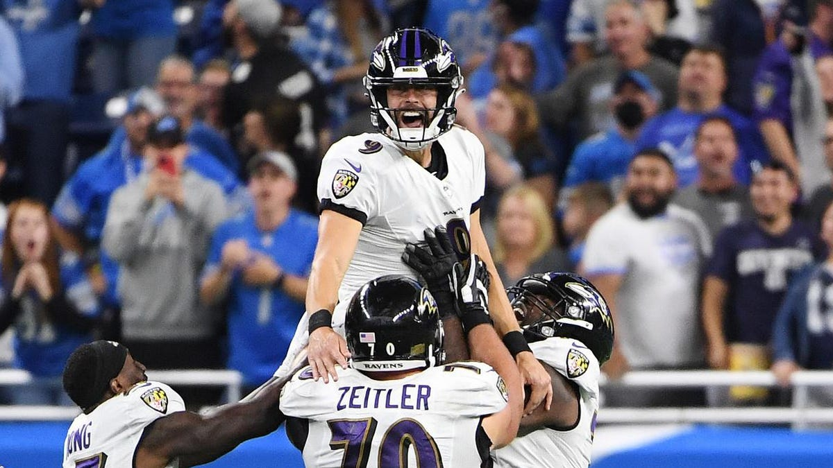 Justin Tucker 66 yards fied goal NFL 2021