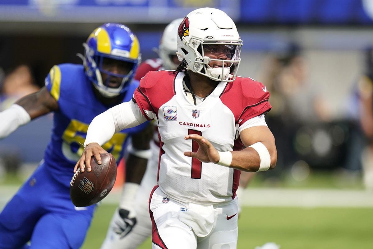 Kyler Murray Arizona Cardinals week 5 NFL 2021